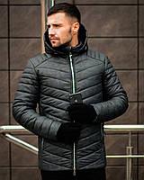 Куртка мужская тёплая Милитари Зима