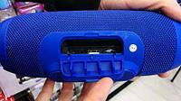 Портативная блютуз Колонка JBL Charge 3 (Blue)