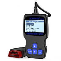 Диагностический сканер OBD Autophix OBDMATE OM123 / автосканер / диагностика автомобиля