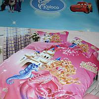 Детское постельное бельё для девочки
