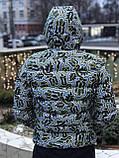 Куртка пуховик мужская  bosco sport Украина. оригинал.  Хит сезона!🇺🇦 коллекция 2021 года, фото 2
