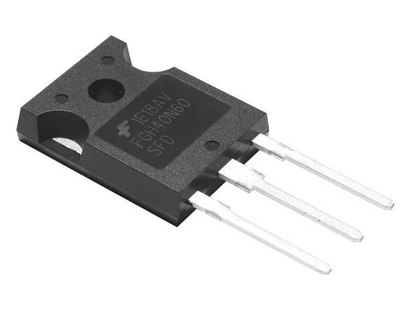 Транзистор IGBT FGH40N60 SFD Fairchild, фото 2