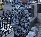 Куртка пуховик мужская  bosco sport Украина. оригинал.  Хит сезона!🇺🇦 коллекция 2021 года, фото 3