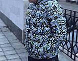 Куртка пуховик мужская  bosco sport Украина. оригинал.  Хит сезона!🇺🇦 коллекция 2021 года, фото 6