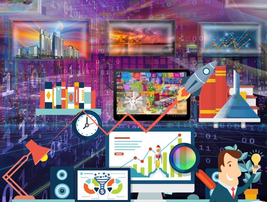 Создание сайтов - дизайн, разработка, мобильная версия сайта