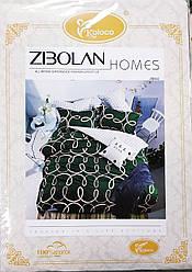 Двохспальный комплект постельного  Koloco байка (BЕ-0020)