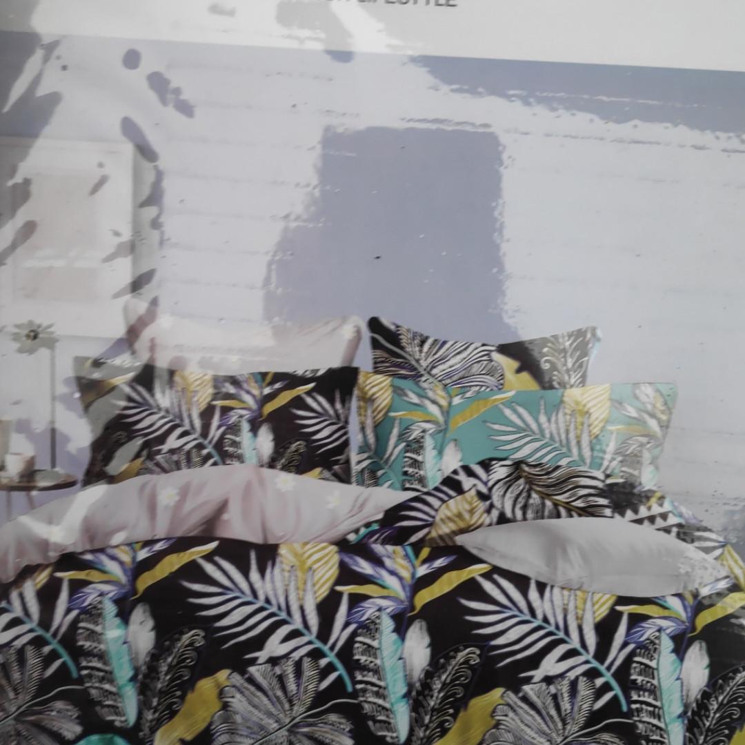 Качественное постельное бельё из фирмы Koloco