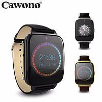 Умные часы Cawono SmartWatch S9 Bluetooth Поддержка сим-карты, фитнес трекер. Новинка 2019