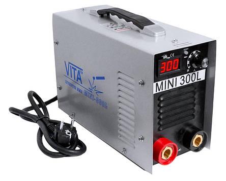 Сварочный аппарат IGBT VITA MMA-300 mini, фото 2