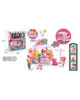 Игровой набор кукол LOL ЛОЛ Дом-кафе,автобус,пикник лол,кафе лол, фото 8