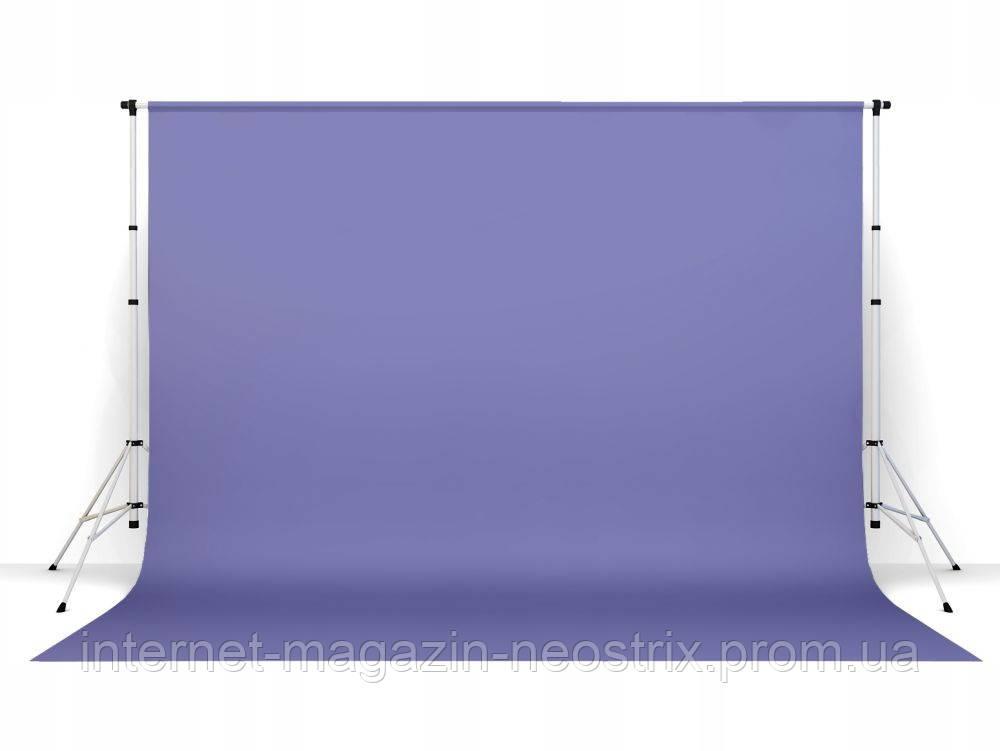Студийный бумажный фон The BD Company 2,72х11 м (фиолетовый) 154 PURPLE