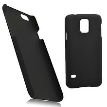 Чехол накладка пластиковый SK Umatt для Xiaomi Redmi Note 4 черный