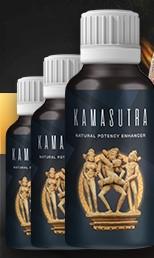 KamaSutra (КамаСутра) - капли для потенции