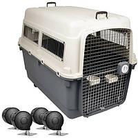 Переноска Karlie-Flamingo Nomad Aviation Carrier для собак, с замком IATA, 122x82x97 см