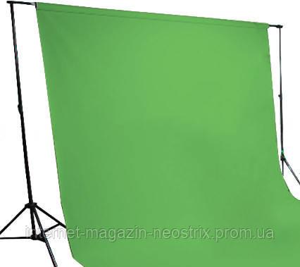 Студийный бумажный фон The BD Company 2,72х11 м (зеленый) 132 VERI GREEN