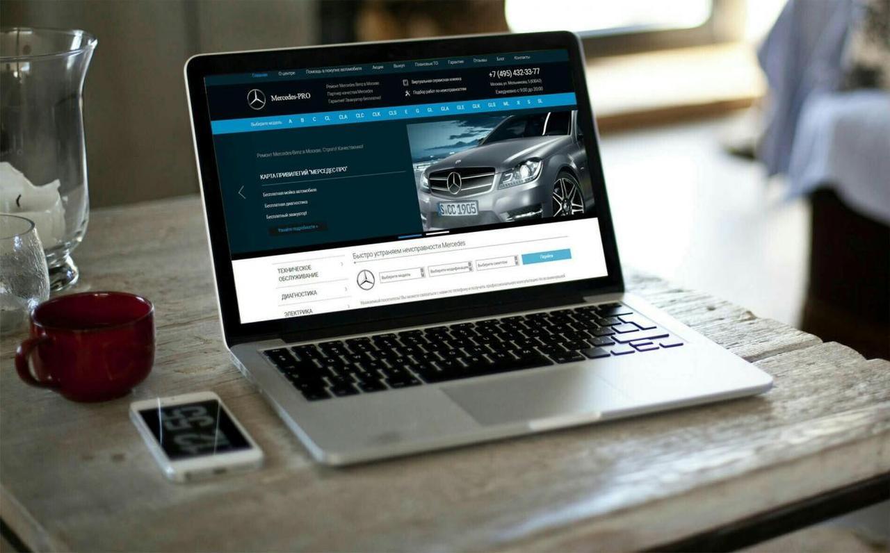 Создание сайтов и лендингов - профессиональная работа, эффективное сот