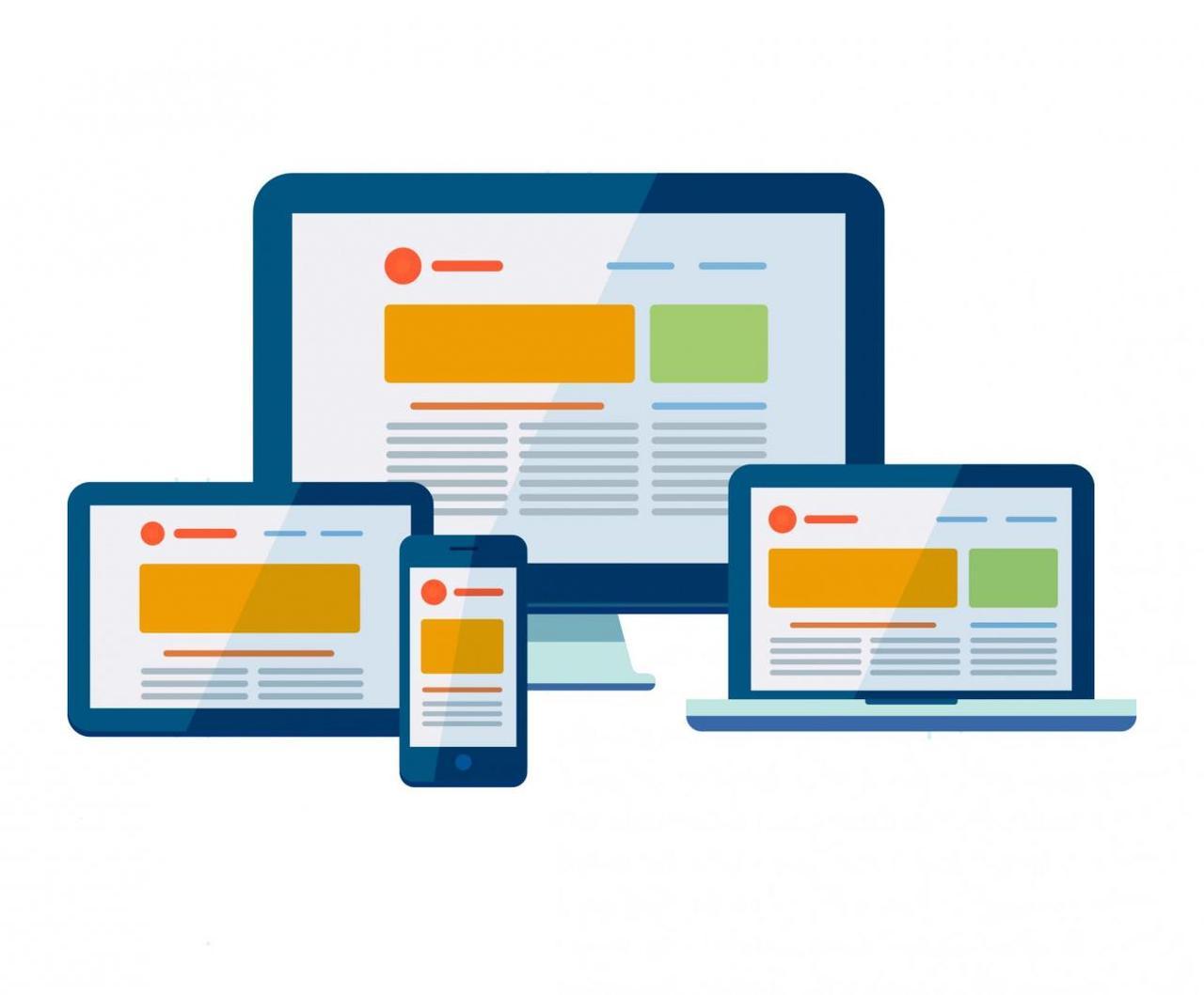 Создание сайтов и лендингов - профессиональная практика работы, легкое