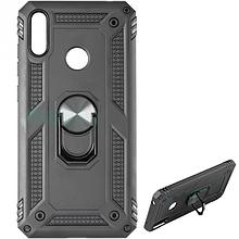 Чехол накладка силиконовый SK Defence New для Xiaomi Redmi 7 Black