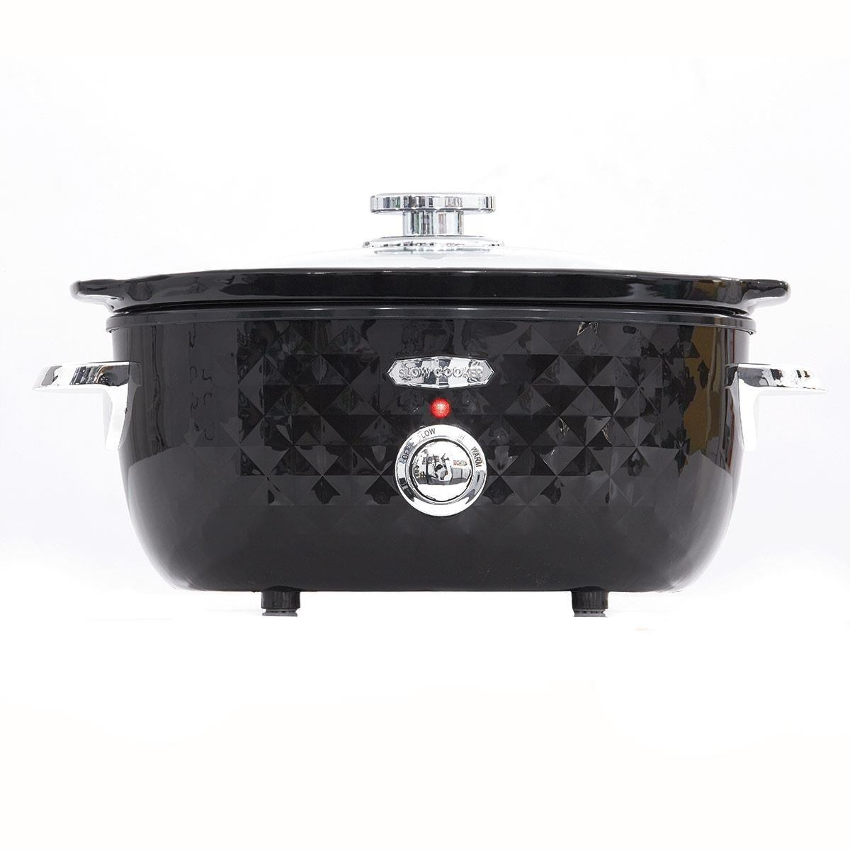 Электро кастрюля Home&Co Slow Cooker 1234SAAL