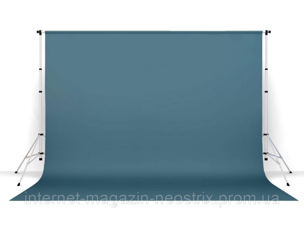 Студийный бумажный фон The BD Company 2,72х11 м (синий) 108 DEEP BLUE