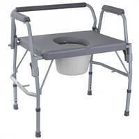 Стул-туалет для людей с избыточным весом OSD-RPM-68073