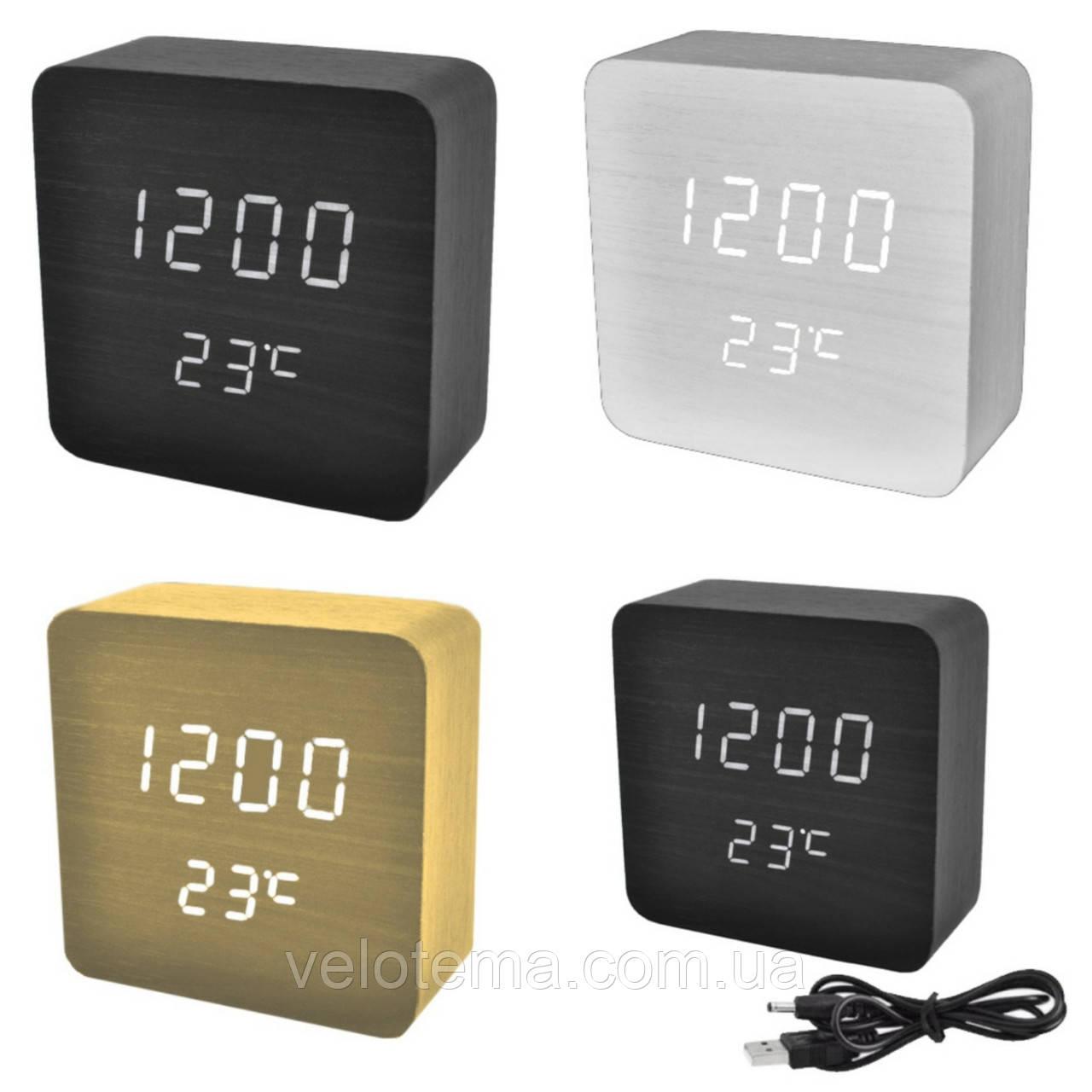 Часы сетевые 872-6 USB