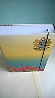 Папка-короб  А4 на резинке, 4 см
