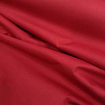 Ткань оксфорд 600d PU (полиуретан) красный, фото 3