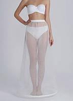 Подъюбник криналин на 1 кольцо Під'юбник криналин під весільне випускне плаття сукню на 1 кільце діаметр 70 см