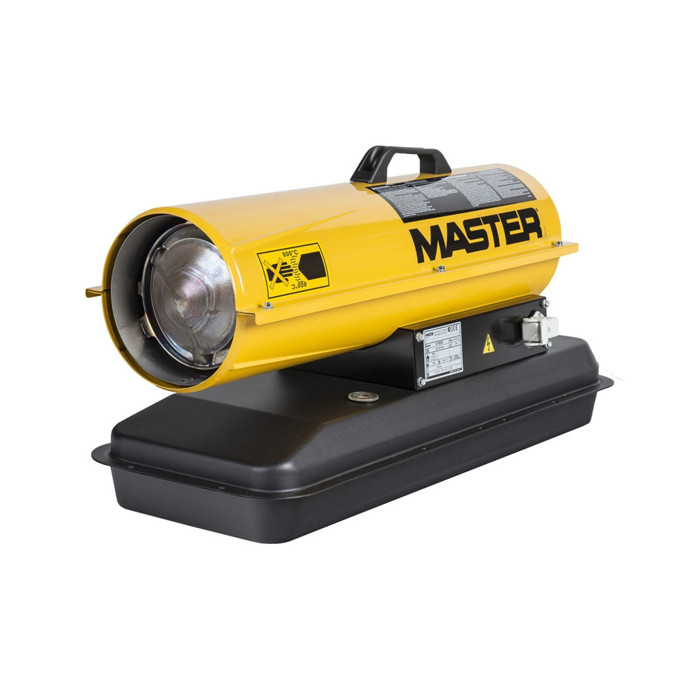 Дизельный нагреватель воздуха Master Climate Solutions B 70 CED
