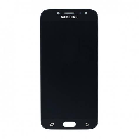 Дисплей на Samsung J730 Galaxy J7(2017) Чёрный(Black),GH97-20736A, Super AMOLED, фото 2