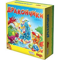 Дракончики. Настольная игра для детей от четырёх лет. Hobby World, НАВА
