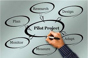 Пілотний проект.