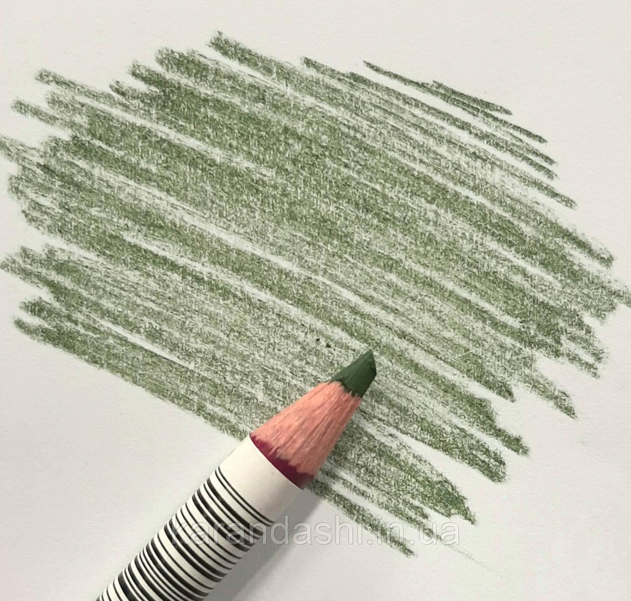 Карандаш пастельный Pastel (P500), Зеленый ионический, Derwent