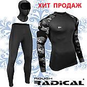 Спортивный термокостюм мужской Radical Shooter теплый, чёрный