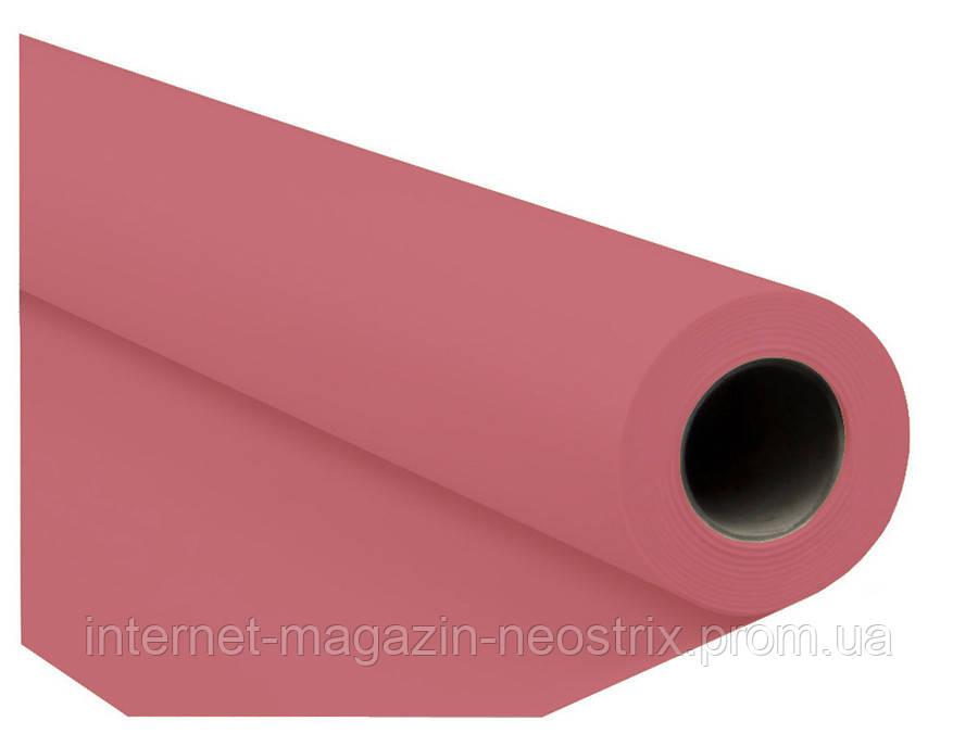 Студийный бумажный фон Visico 2,72х10 м (розовый) 011 DARK PINK