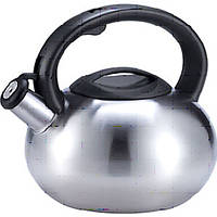 Чайник нерж. 2.5л капсульное дно HL-30253
