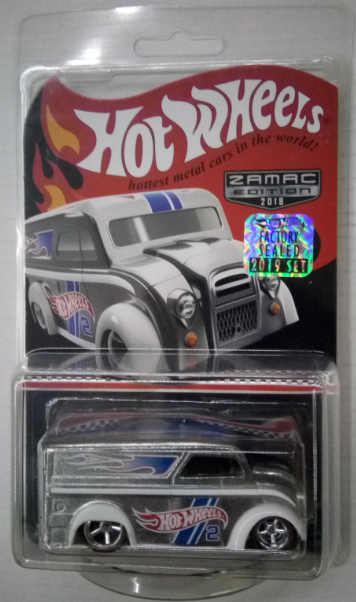 Машинка Hot Wheels Zamac Dairy Delivery