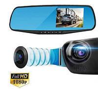 Видеорегистратор-зеркало DVR Full HD + Камера заднего