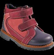 Детские ортопедические ботинки для девочки 4Rest-Orto