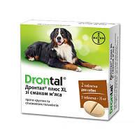 Bayer Drontal plus XL, 1 табл.