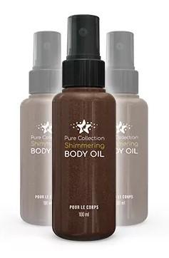 Pure Shimmering Body (Чистий Шиммеринг Баді) - крем для сяйва шкіри