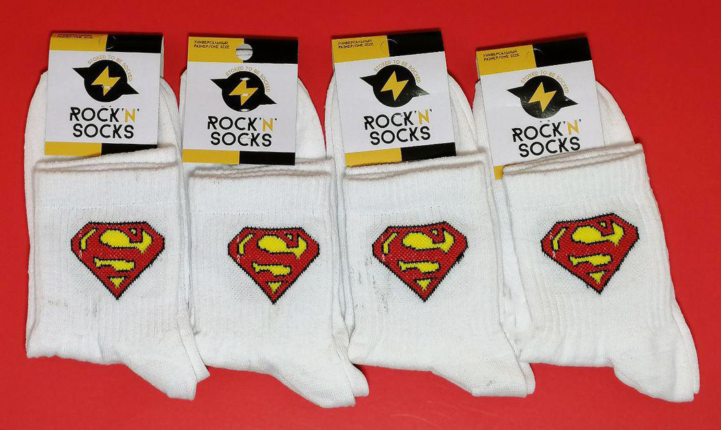 Носки с приколами демисезонные Rock'n'socks 444-33 Украина one size (37-44р) НМД-0510483