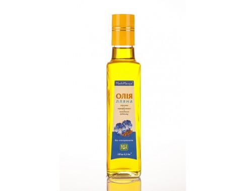 Лляне сыродавленное олія 250