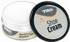 Крем для обуви из гладкой кожи TRG Shoe Cream, 50 мл бесцтветный