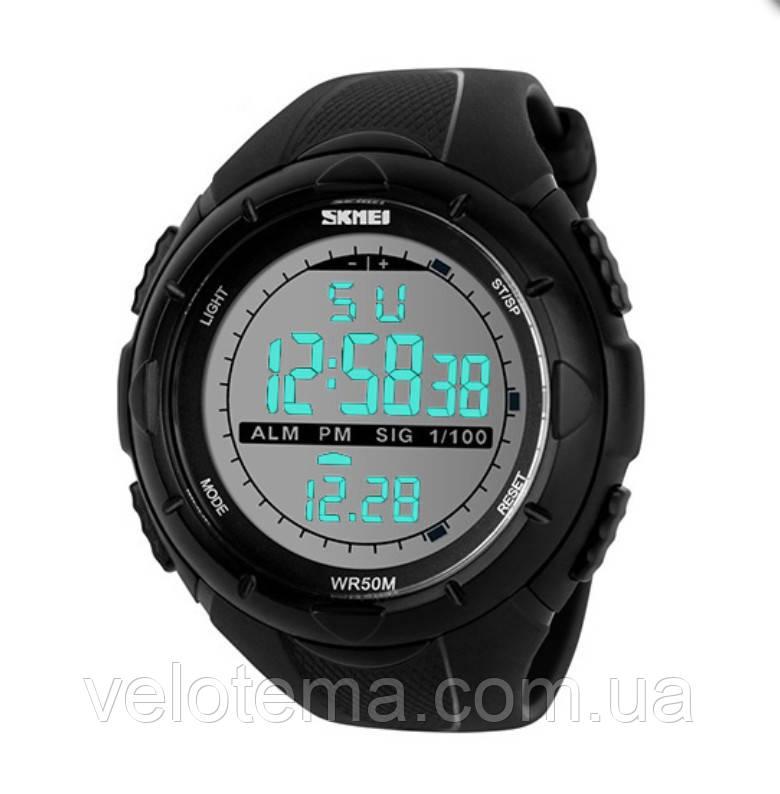 Часы наручные 1025 SKMEI, черный