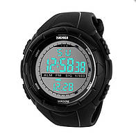 Часы наручные 1025 SKMEI, черный, фото 1