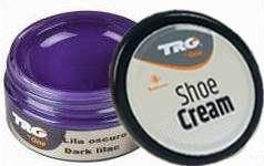 Крем для обуви фиолетовый из гладкой кожи TRG Shoe Cream, 50 мл