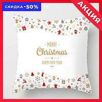 """Декоративные подушки """"Marry Christmas""""❄️"""