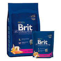 Brit Premium Cat Adult Salmon для Взрослых Кошек с Лососем 8 кг
